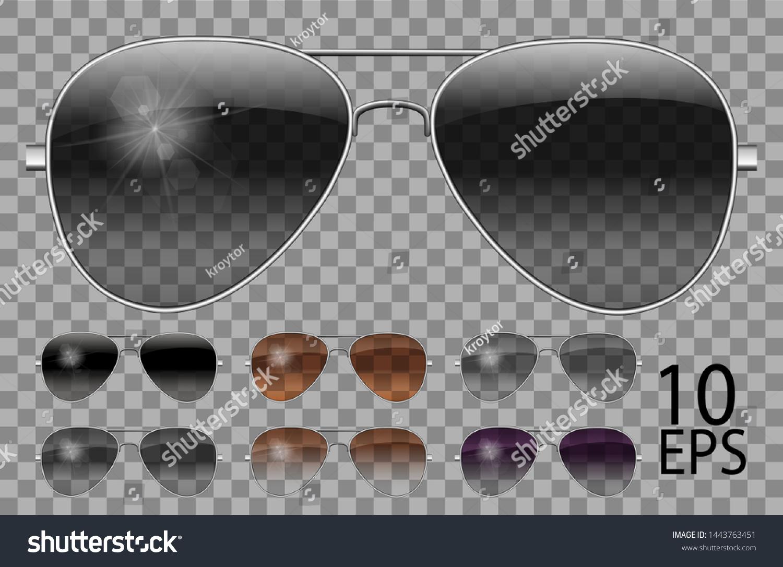 Espejos gafas pilotos gafas policía gafas faschingsbrille plata-negro