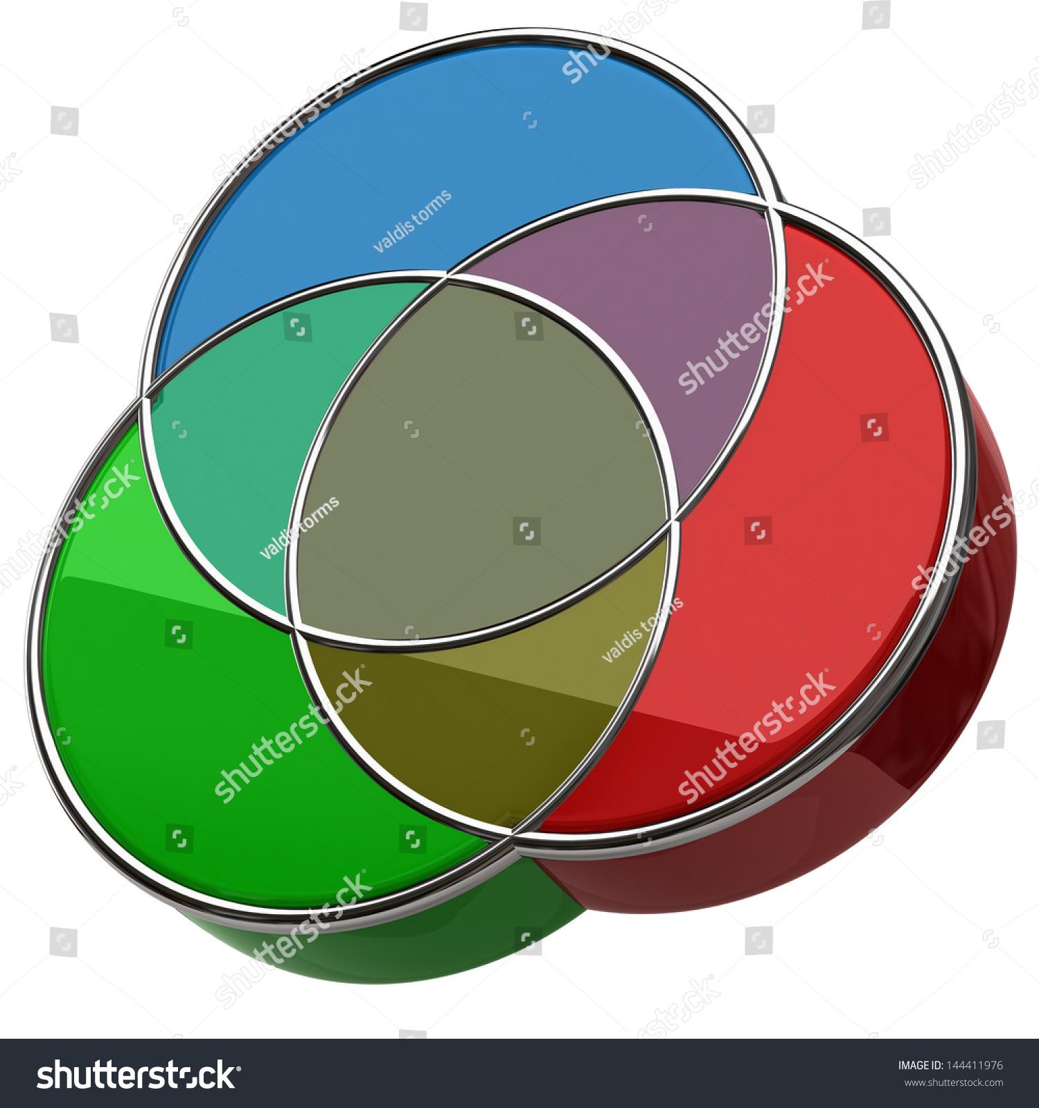 Blank venn diagram stock illustration 144411976 shutterstock blank venn diagram pooptronica Choice Image