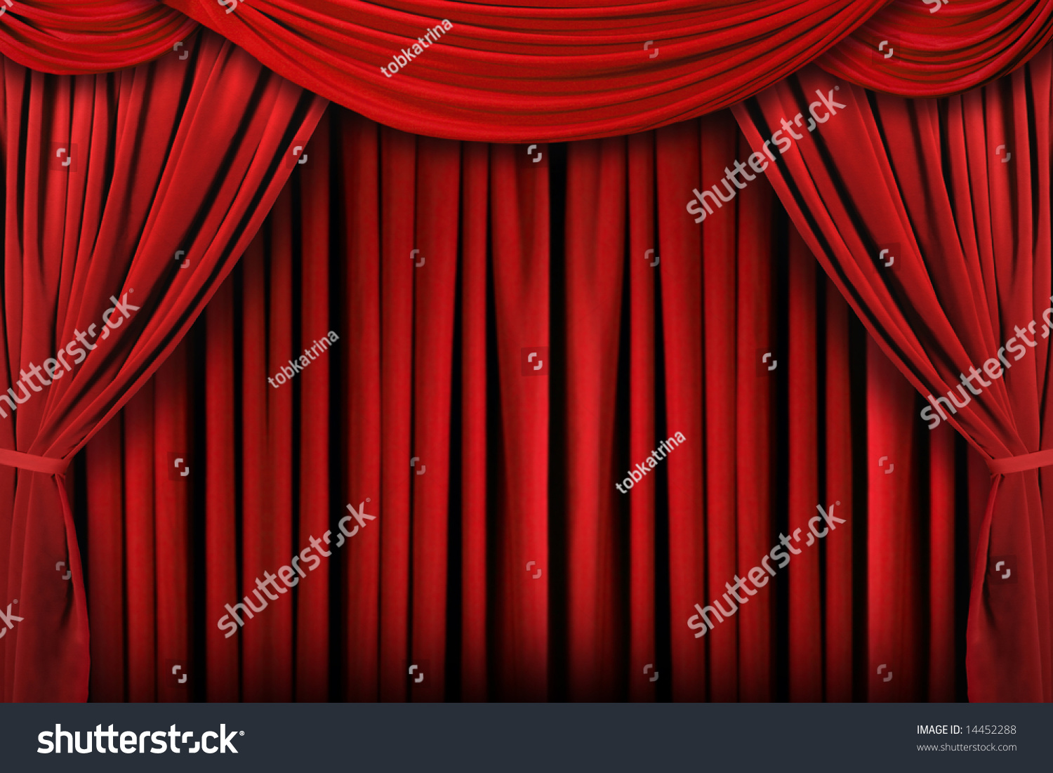 Stock photo dramatic red old fashioned elegant theater stage stock - Beautiful Indoor Theater Stage Background With Dramatic Lighting