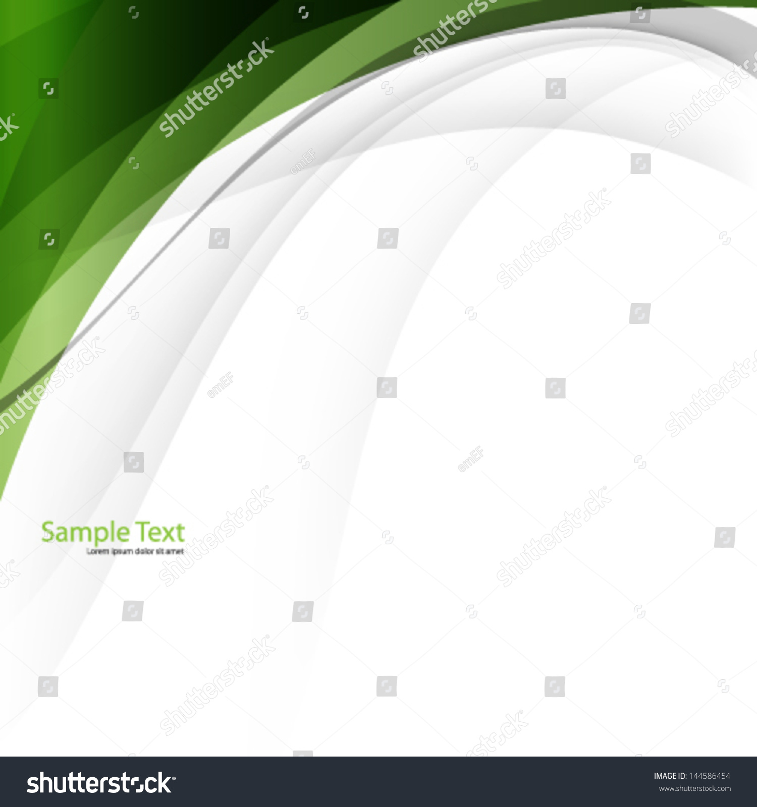 Drawing Smooth Curved Lines In Photo : Smooth curve lines background stock vector