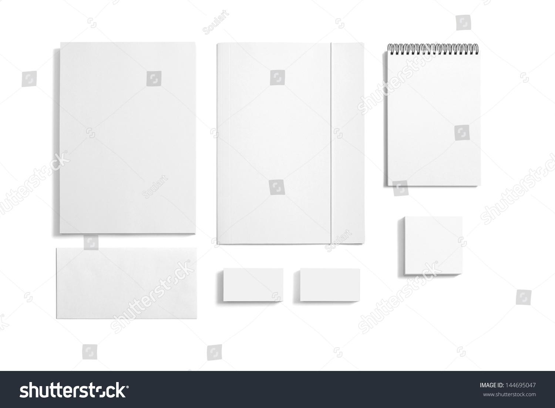 Blank Stationery Templates Blank Stationery Folder – Reminder Note Template
