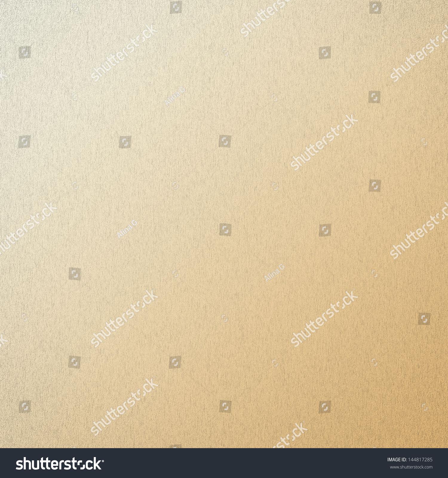 Grunge Cream Background Stock Photo 144817285