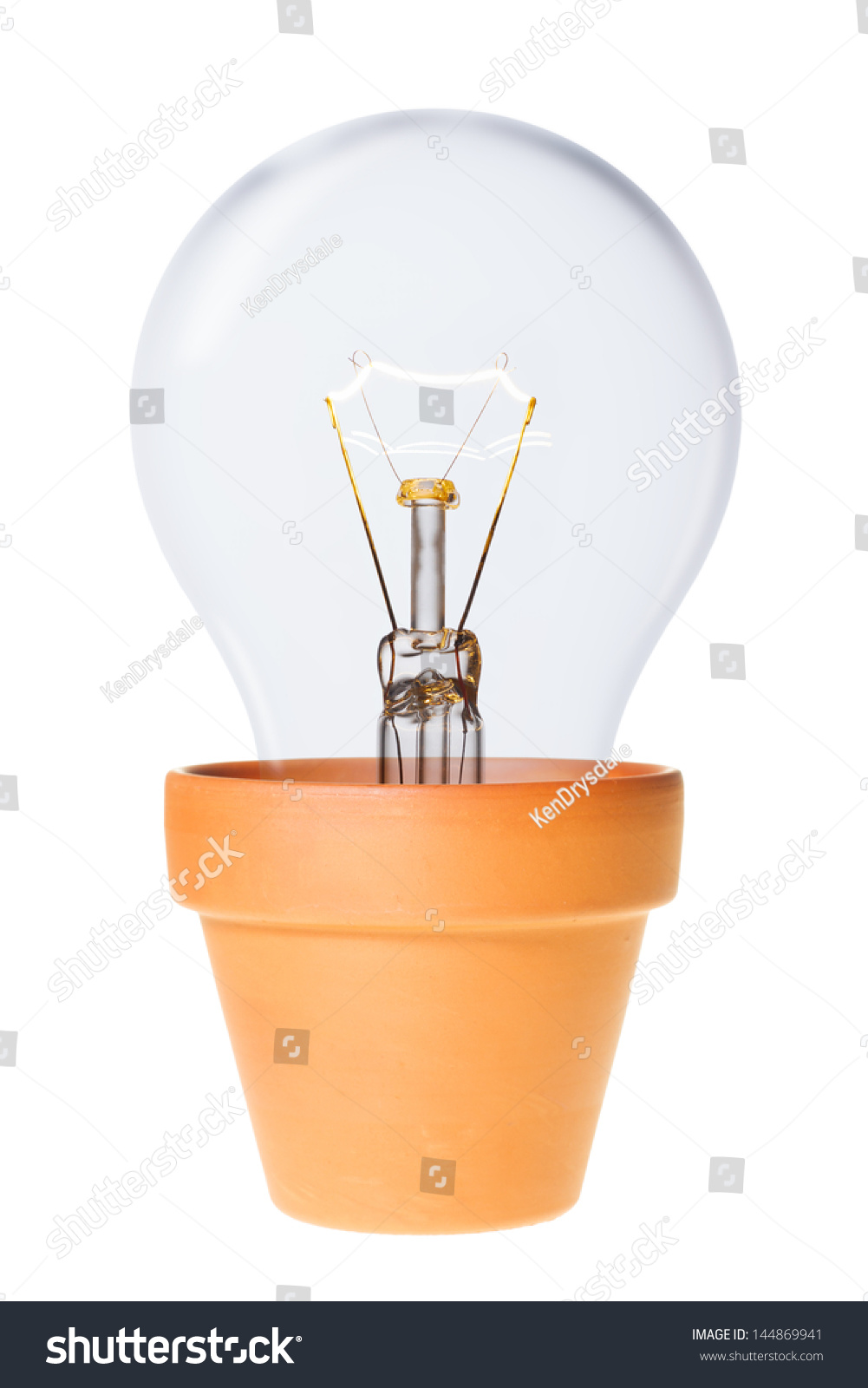 how to change a pot light bulb