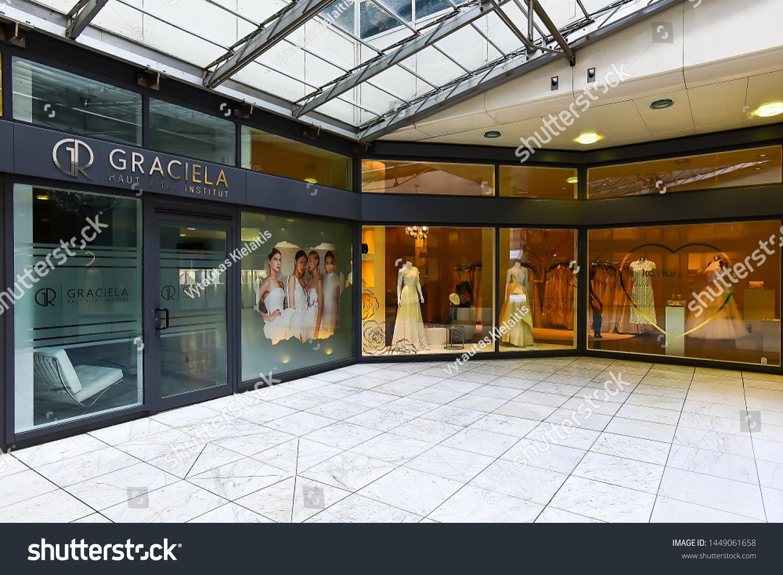 062018exterior Graciela Fashion Storegraciela Cosmetics Store Stock Photo Edit Now 1449061658