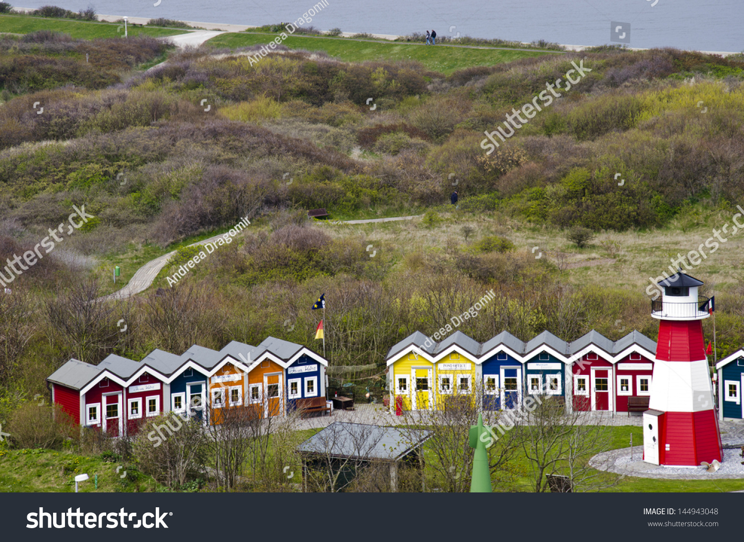 germany helgoland cottages and bungalows an oasis of tranquility and a unique natural. Black Bedroom Furniture Sets. Home Design Ideas