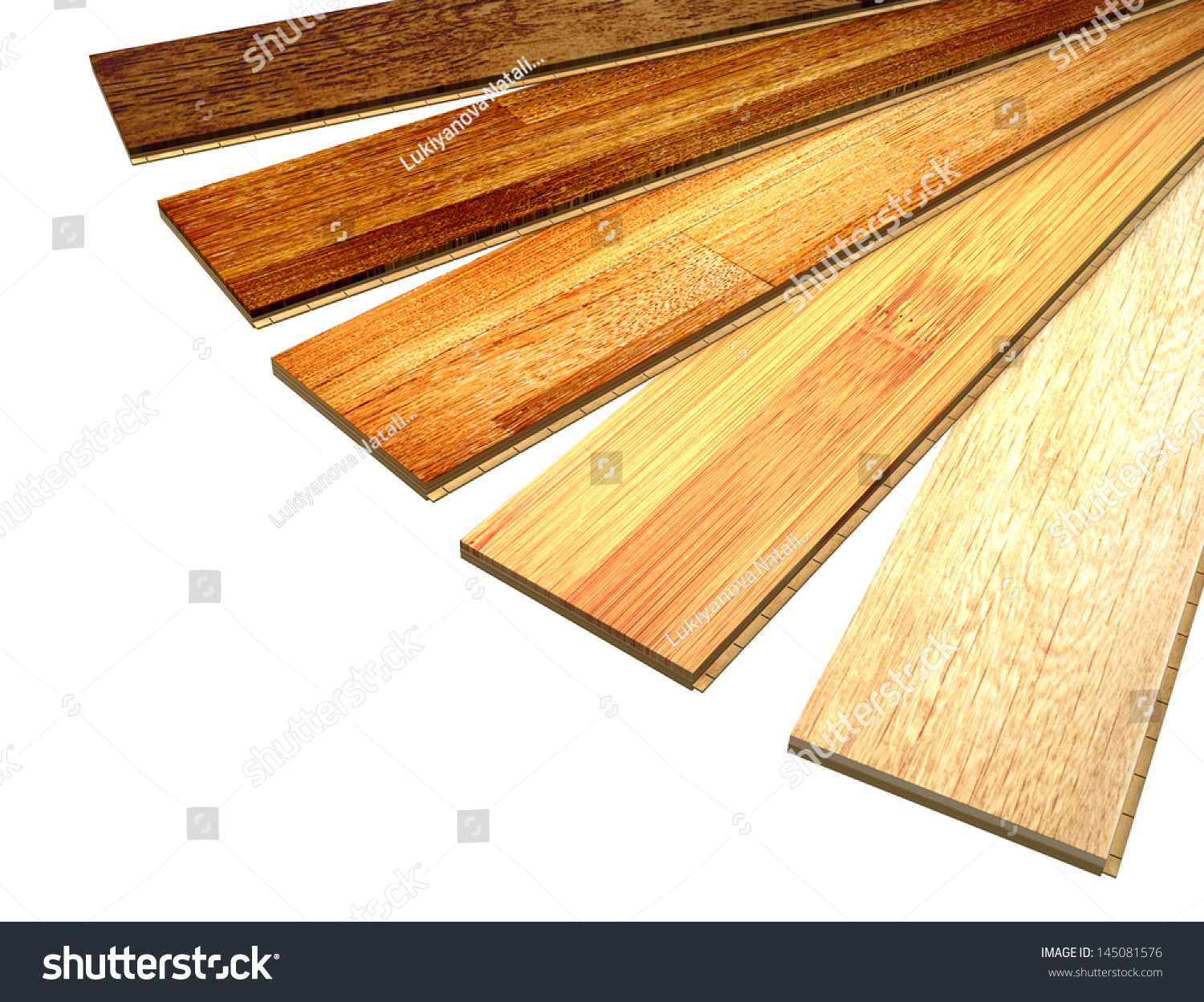 new oak parquet of different colors isolated over white stock photo 145081576 shutterstock. Black Bedroom Furniture Sets. Home Design Ideas
