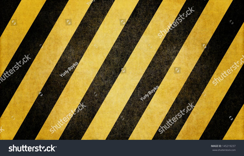 Black and yellow grunge background