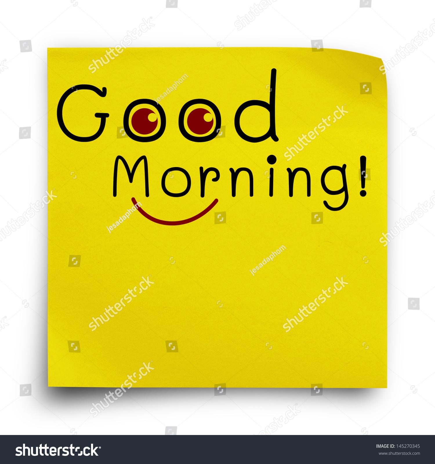 Emoticon - Goodmorning Coffee Smiley | Zaazu.com
