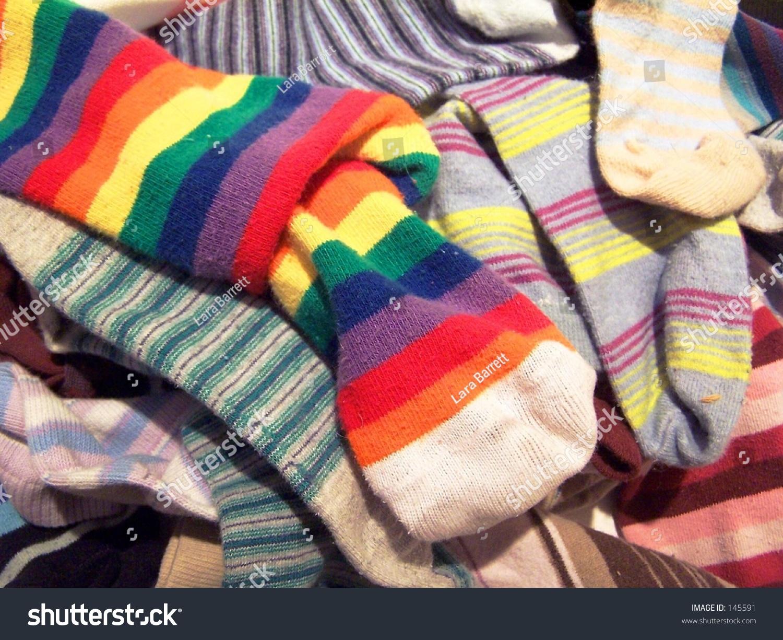 giant pile of socks - photo #20