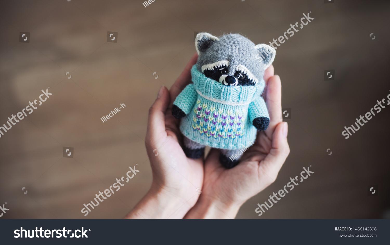Amigurumi Raccoon Pattern – Kristi Tullus | 942x1500