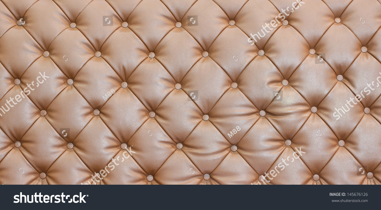 Sofa Leather Upholstery Texture Stock Photo Edit Now 145676126