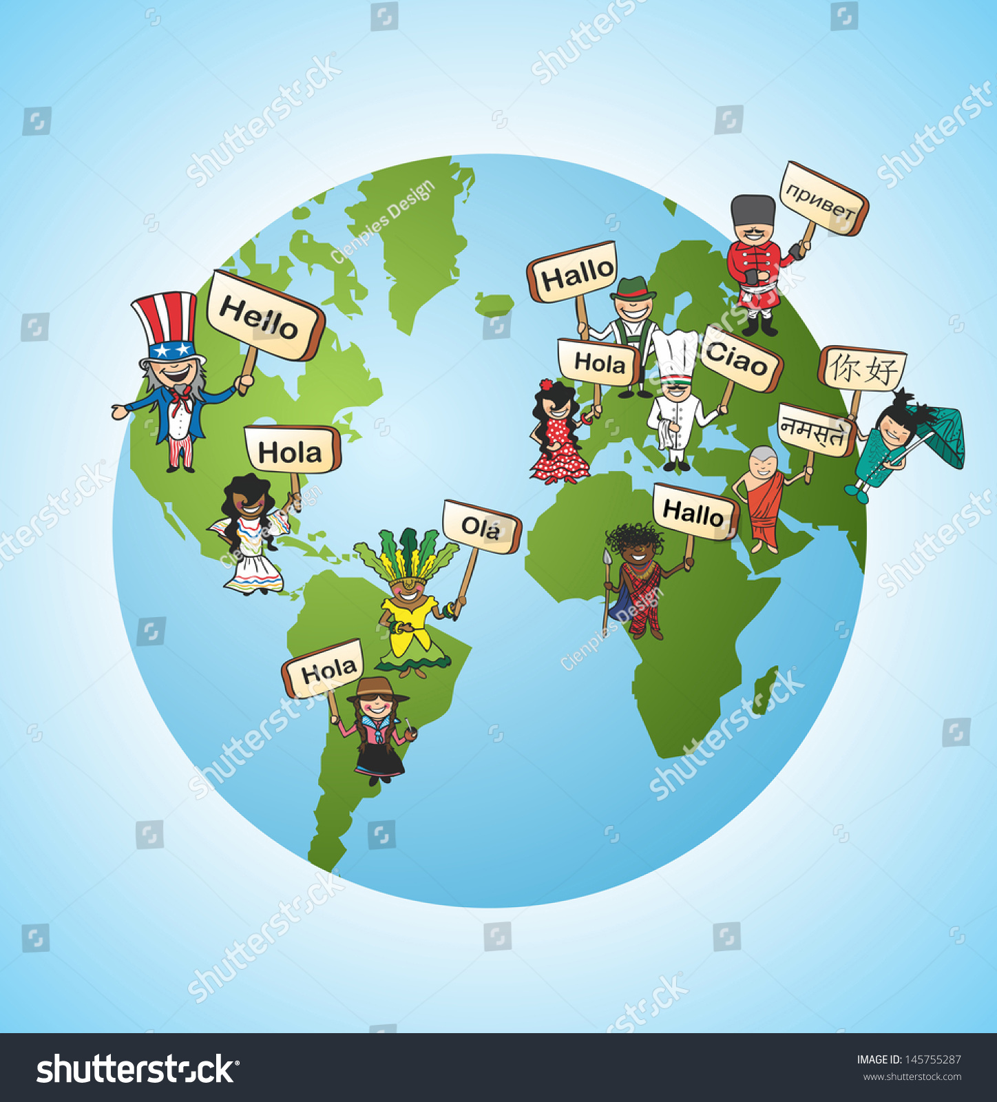 World diversity online language translation concept stock photo world diversity online language translation concept background vector illustration layered for easy editing gumiabroncs Gallery