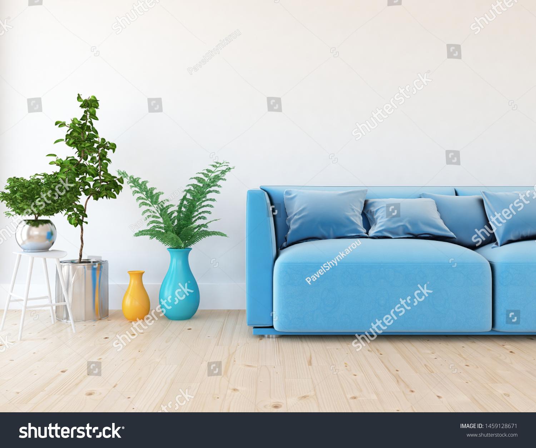 Magnificent Idea White Scandinavian Living Room Interior Stock Inzonedesignstudio Interior Chair Design Inzonedesignstudiocom