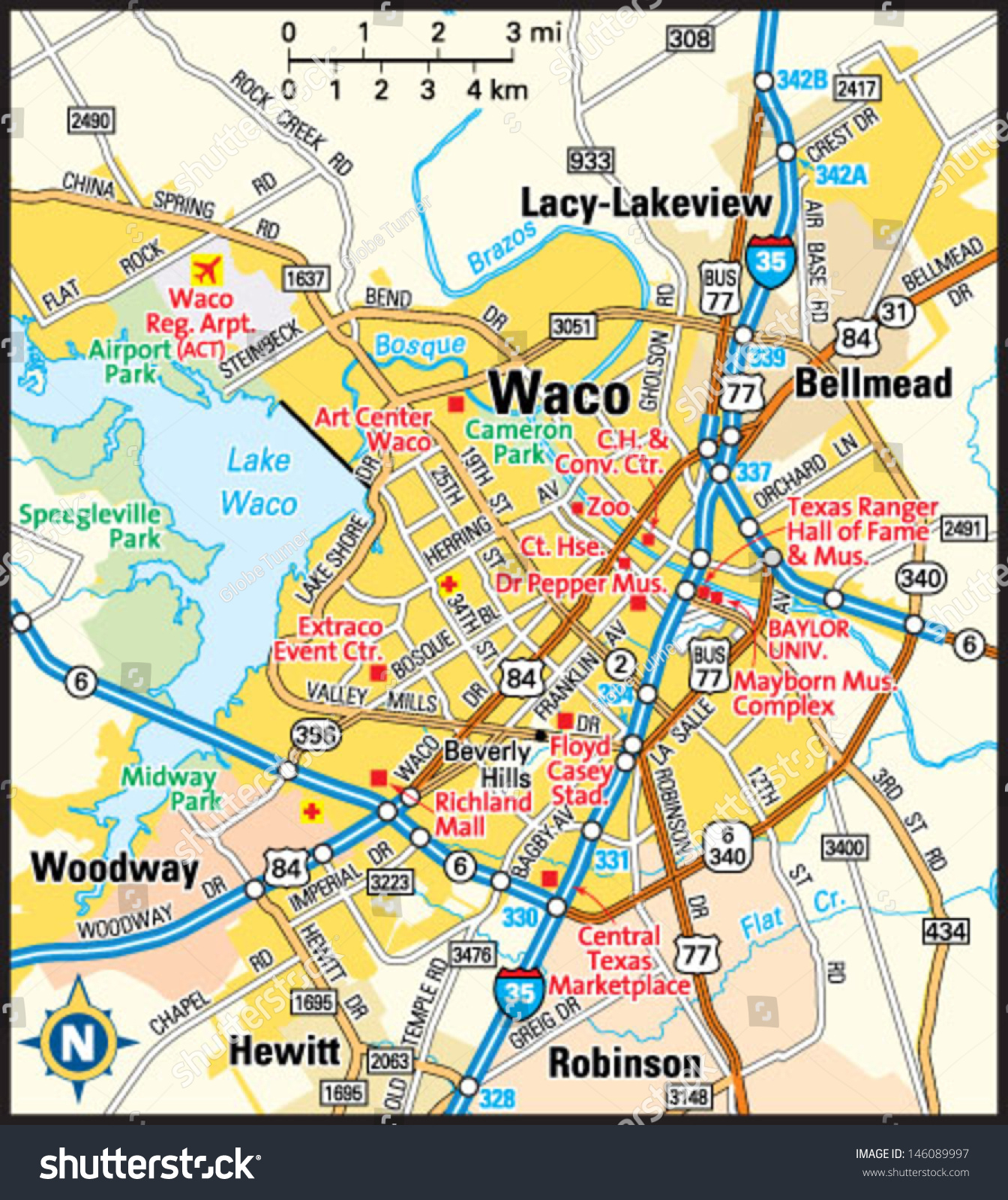 Map Of Waco Tx Map Of Waco Texas | Business Ideas 2013 Map Of Waco Tx