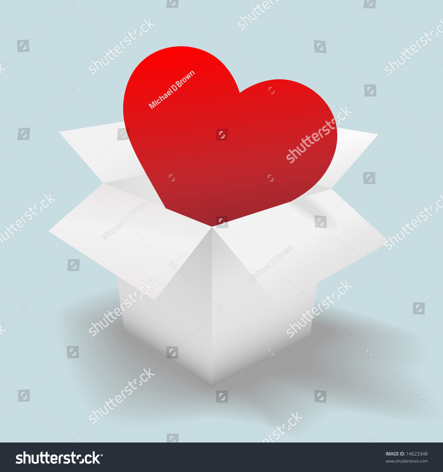 Deliver open heart clean white shipping stock vector 14623348 deliver an open heart in a clean white shipping carton a valentine or symbol of buycottarizona Gallery