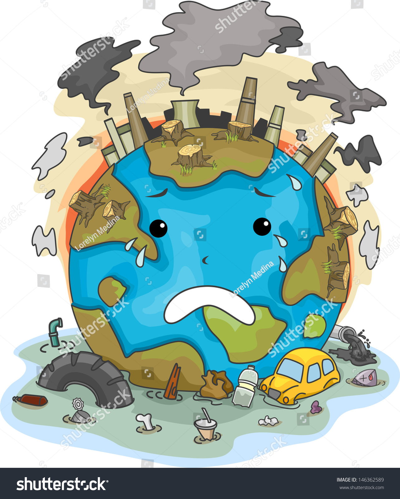 the problems caused by pollution to our planet Global pollution is the world's biggest killer and a threat to survival of mankind,  study finds  pollution is the largest environmental cause of disease and  to  tackle the pollution problem, the study offers six recommendations,.