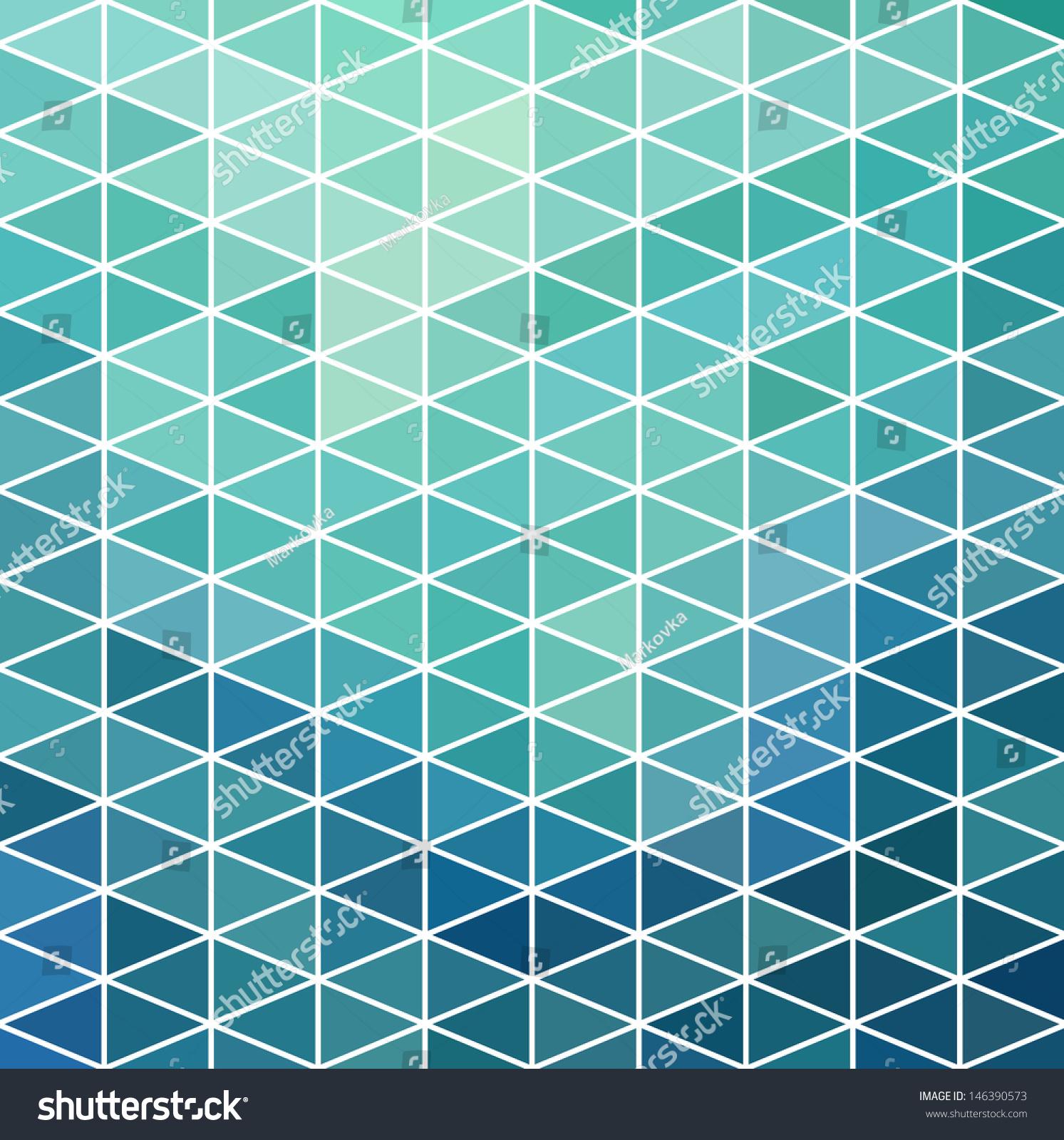 vector geometric pattern geometric shapes rhombus stock