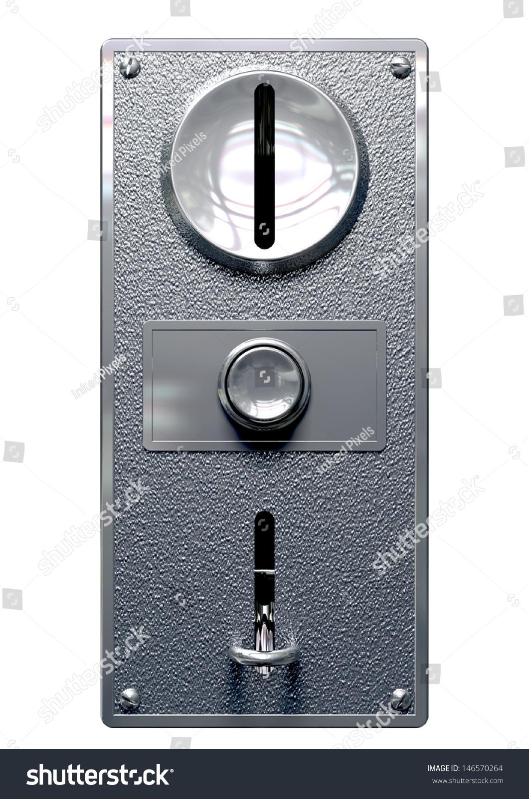 arcade machine coin slot
