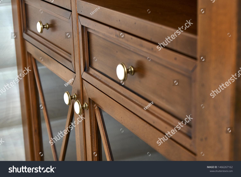 Elegant Bathroom Vanity Cabinet Acrylic Countertop Stock Photo Edit Now 1466267162