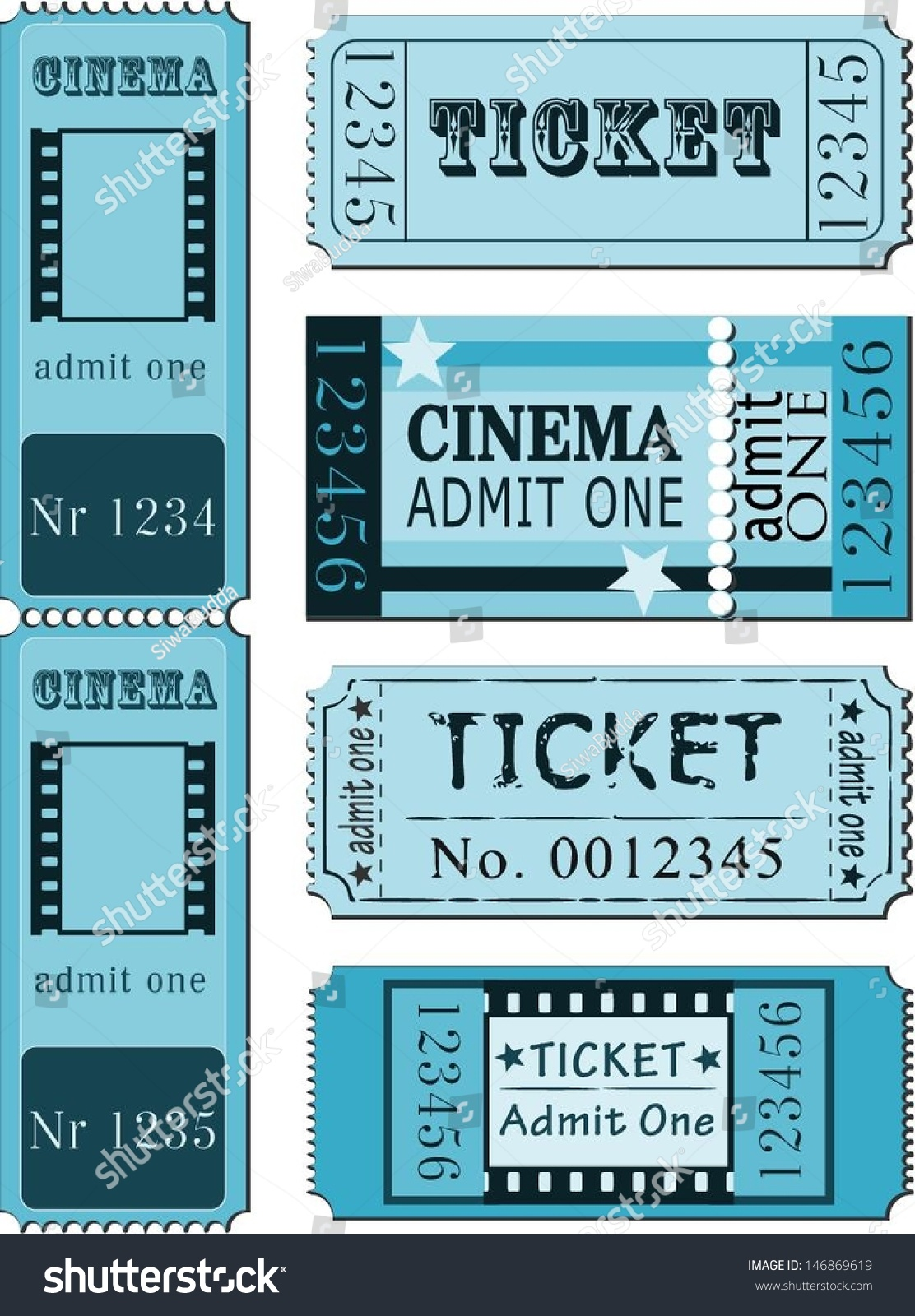 ticket sample template – Ticket Sample Template