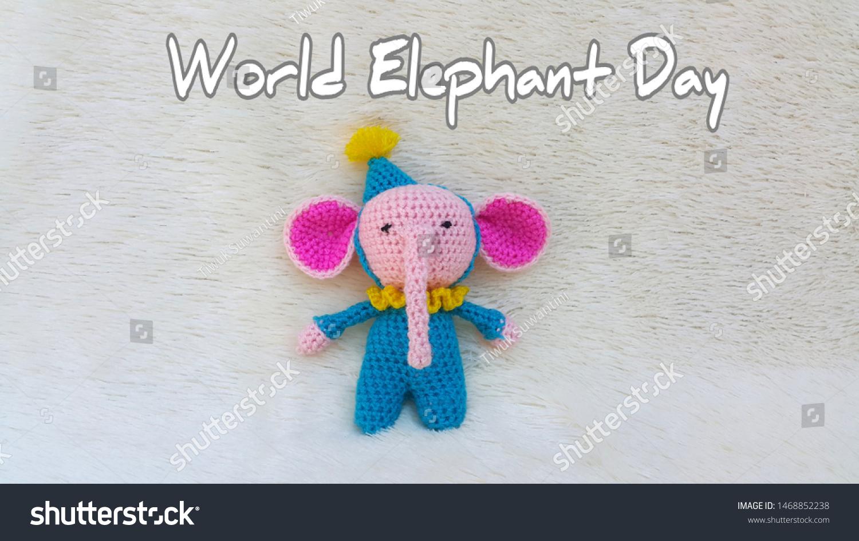 Crochet Cute Elephant | 945x1500