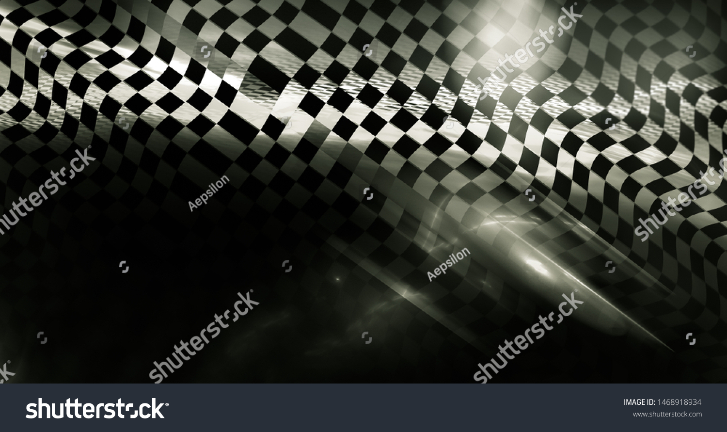 Racing Abstract Background Contains Elements Checkered Stock Illustration  1468918934