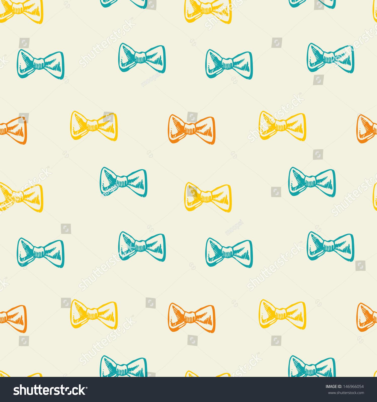 bowtie background pattern wwwimgkidcom the image kid