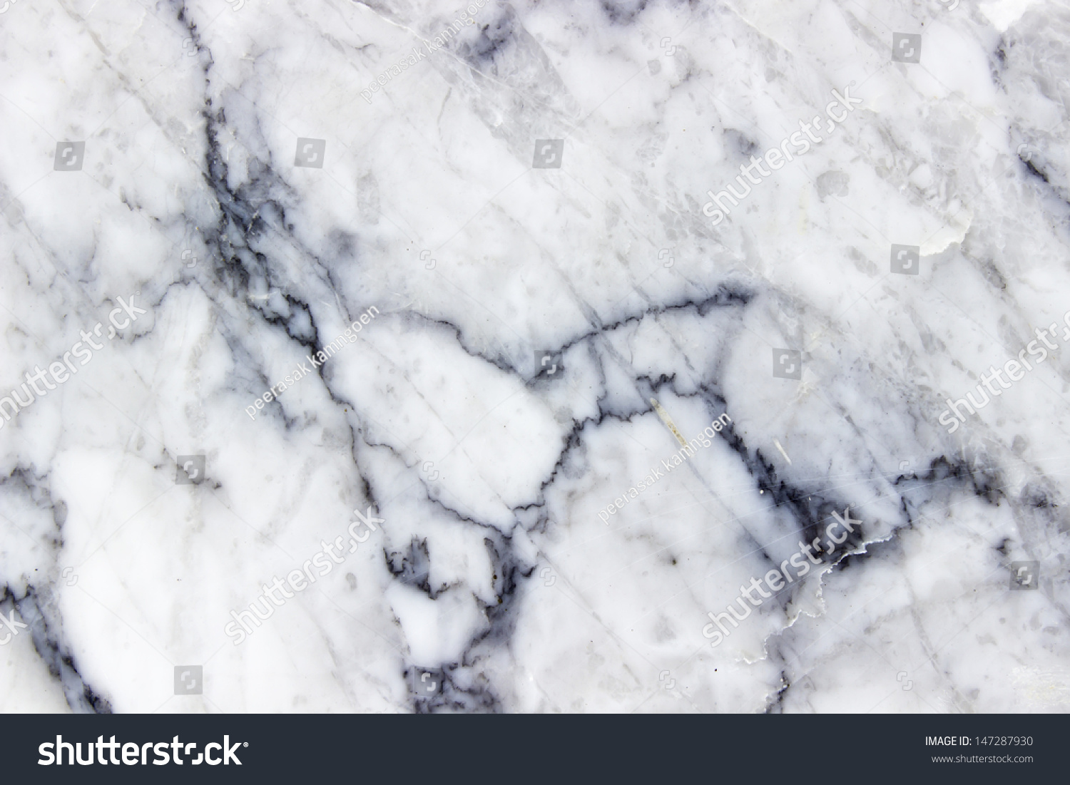 White marble texture background pattern high stock photo 147287930