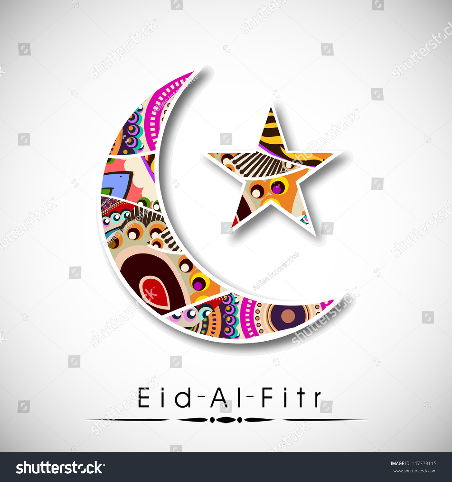 Beautiful Small House Eid Al-Fitr Decorations - stock-vector-muslim-community-festival-eid-al-fitr-eid-mubarak-with-floral-decorated-moon-and-star-on-abstract-147373115  Pictures_838899 .jpg