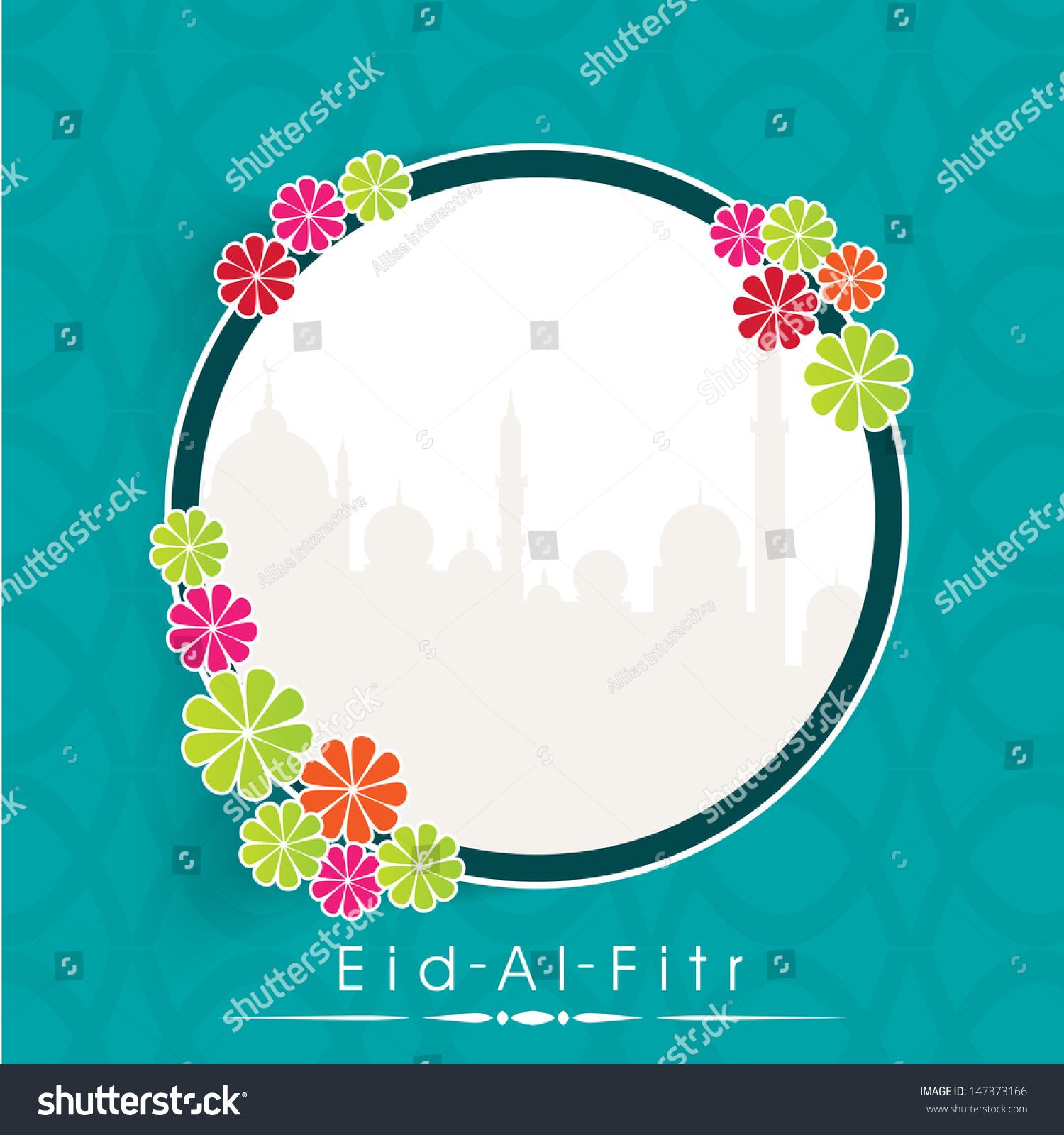 Fantastic Hajj Eid Al-Fitr Decorations - stock-vector-muslim-community-festival-eid-al-fitr-eid-mubarak-concept-with-creative-mosque-design-on-floral-147373166  Photograph_975466 .jpg