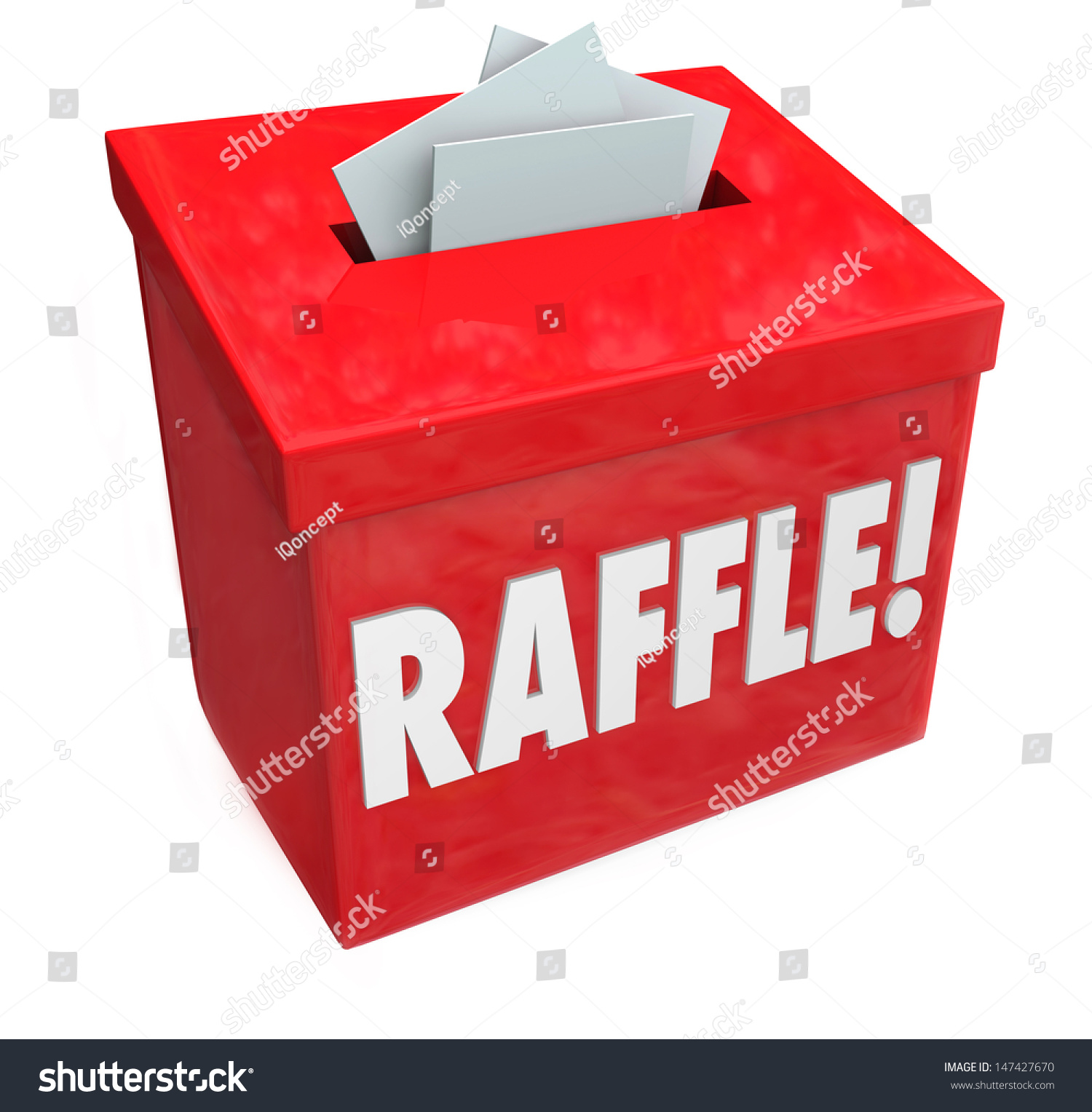 raffle deutsch