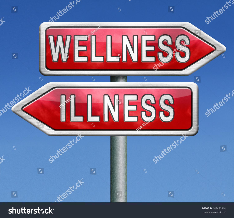 wellness or illness good or bad health stock photo 147490814 shutterstock. Black Bedroom Furniture Sets. Home Design Ideas