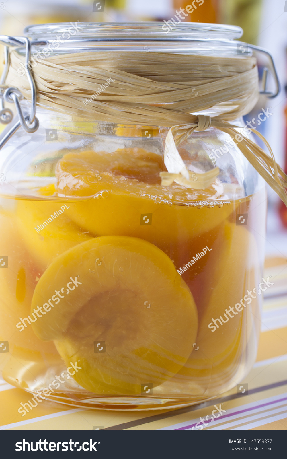 Pickle Jar Winter Ideas Taste Summer Stock Photo Edit Now 147559877