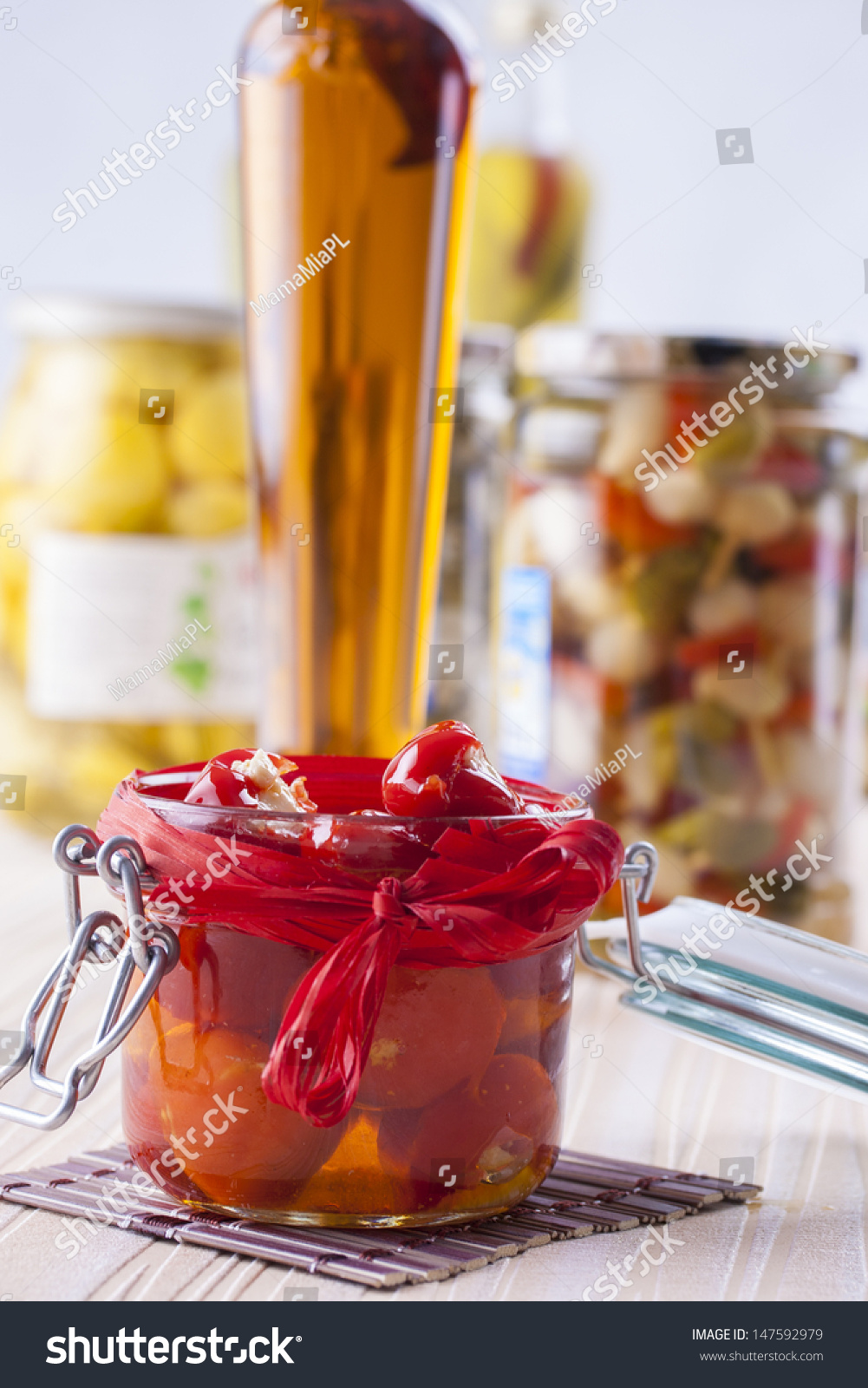 Pickle Jar Winter Ideas Taste Summer Stock Photo Edit Now 147592979