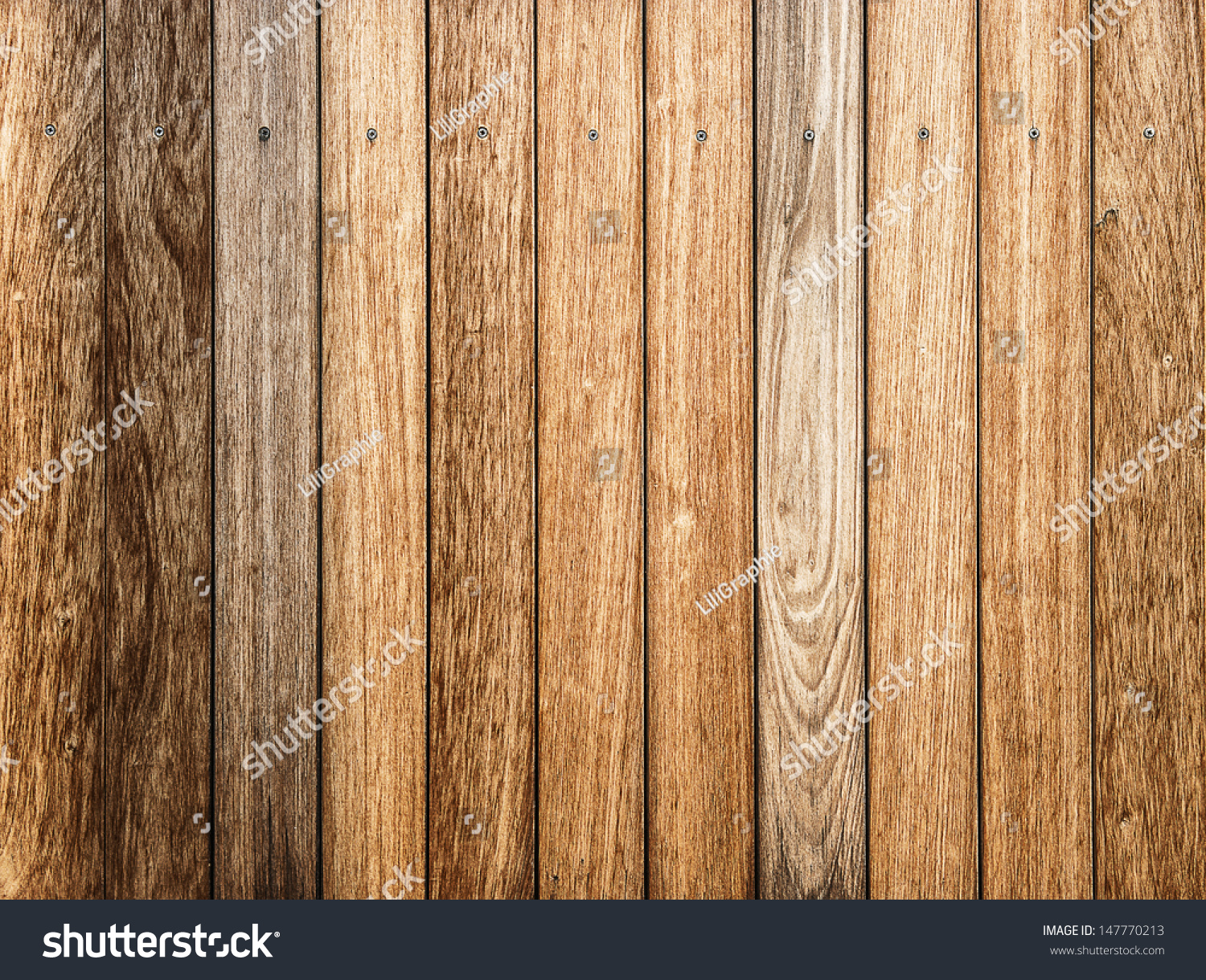 vintage wooden panel background abstract rustic stock