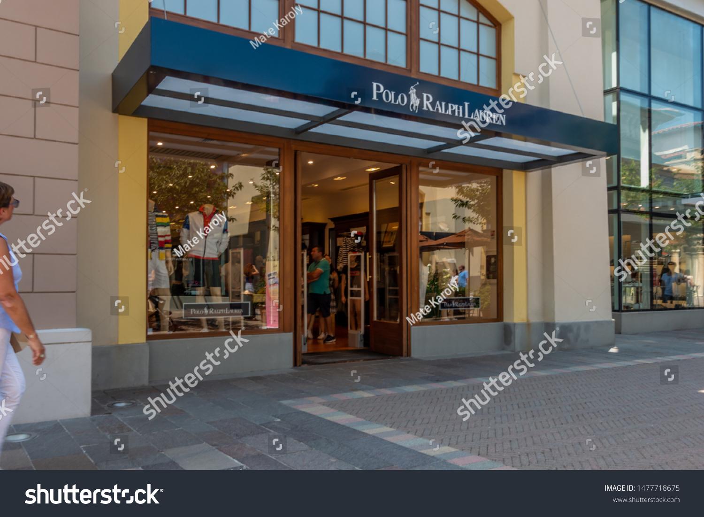 classico data di rilascio ineguagliabile nelle prestazioni Fidenza Italy 08082019 Polo Ralph Lauren Stock Photo (Edit Now ...