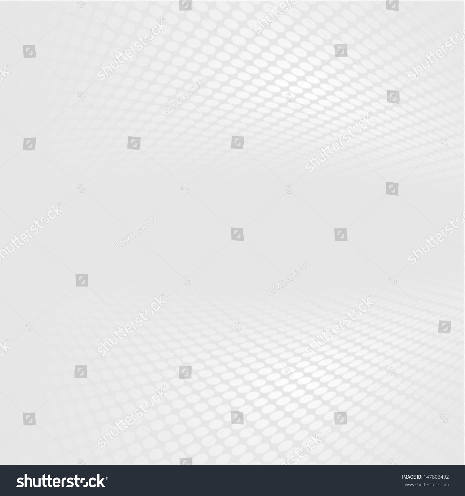 white & grey abstract perspective background #147803492
