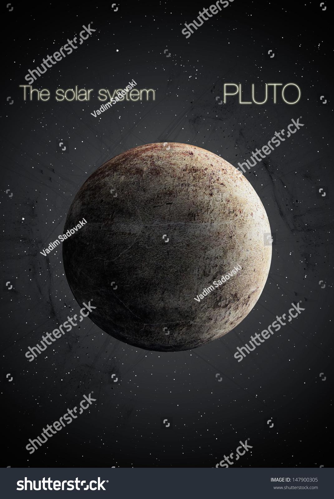 elements present on planet pluto - photo #1