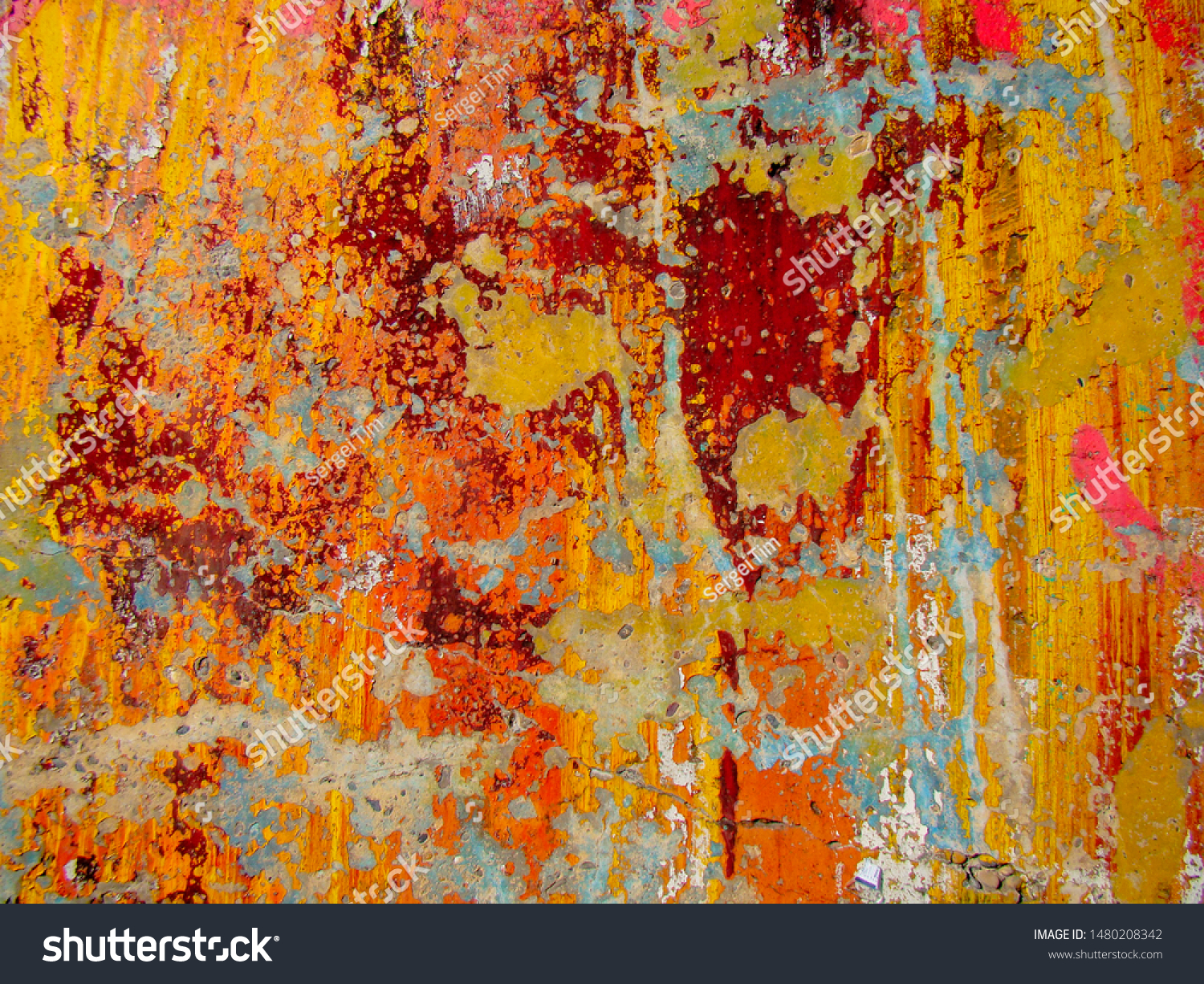 stock-photo-old-multi-colored-paints-on-