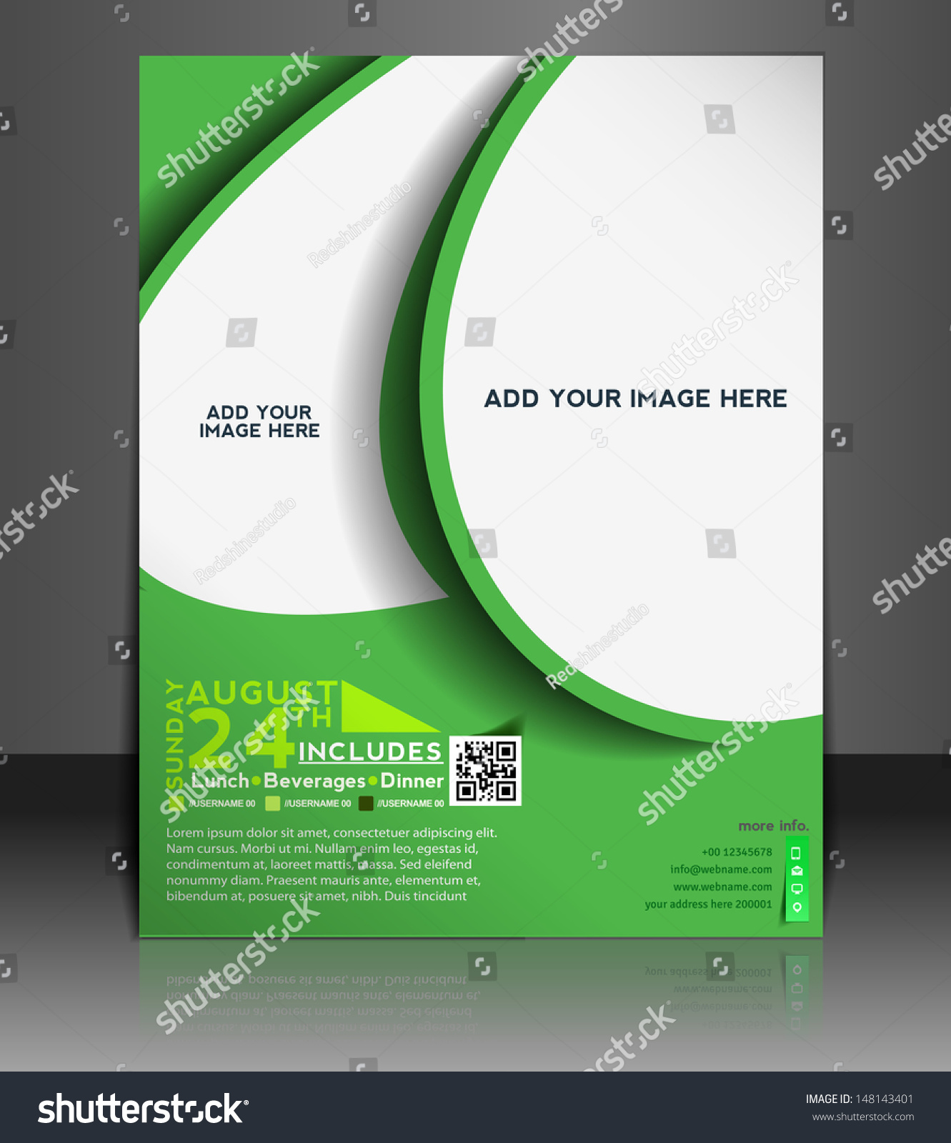 Football Competition Flyer Magazine Cover Poster Vector – Competition Flyer Template