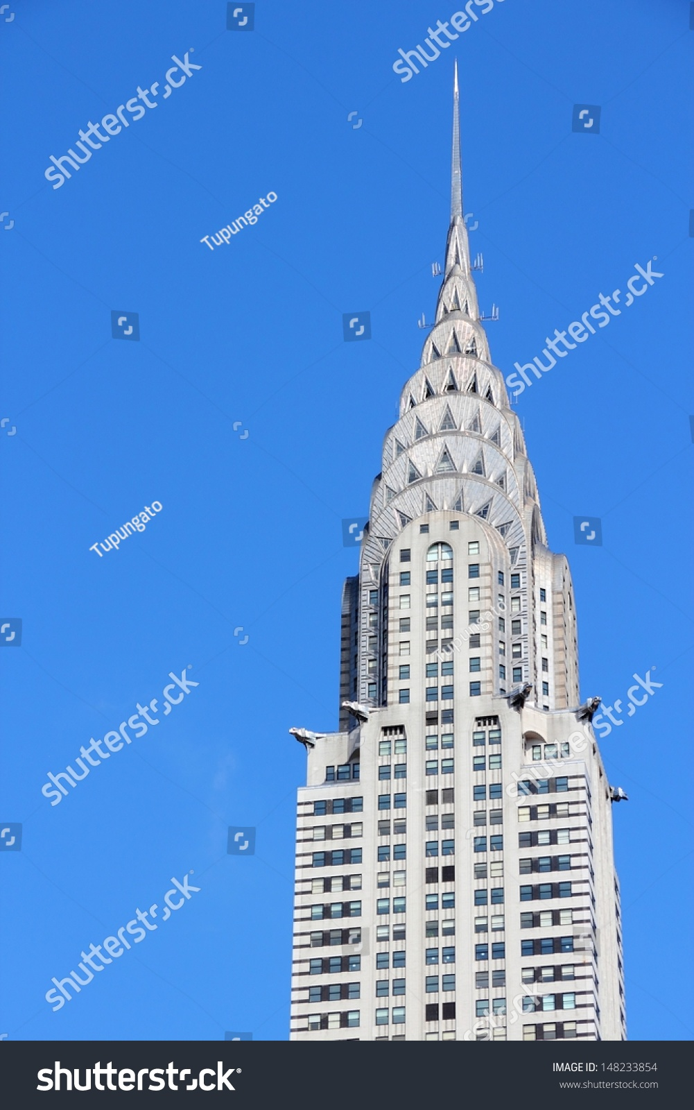 New York - July 3: Chrysler Building Exterior On July 3 ...