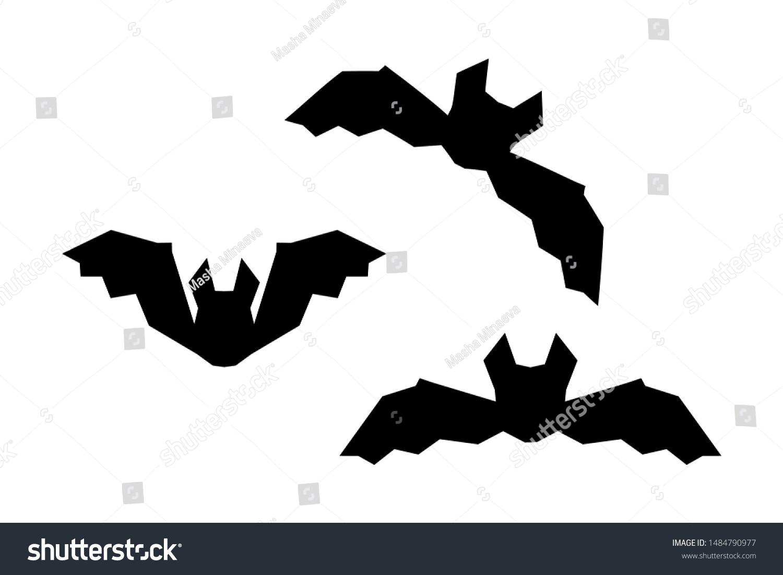 Halloween Black Bat Flying, Halloween, Black, Bat PNG Transparent Clipart  Image and PSD File for Free Download