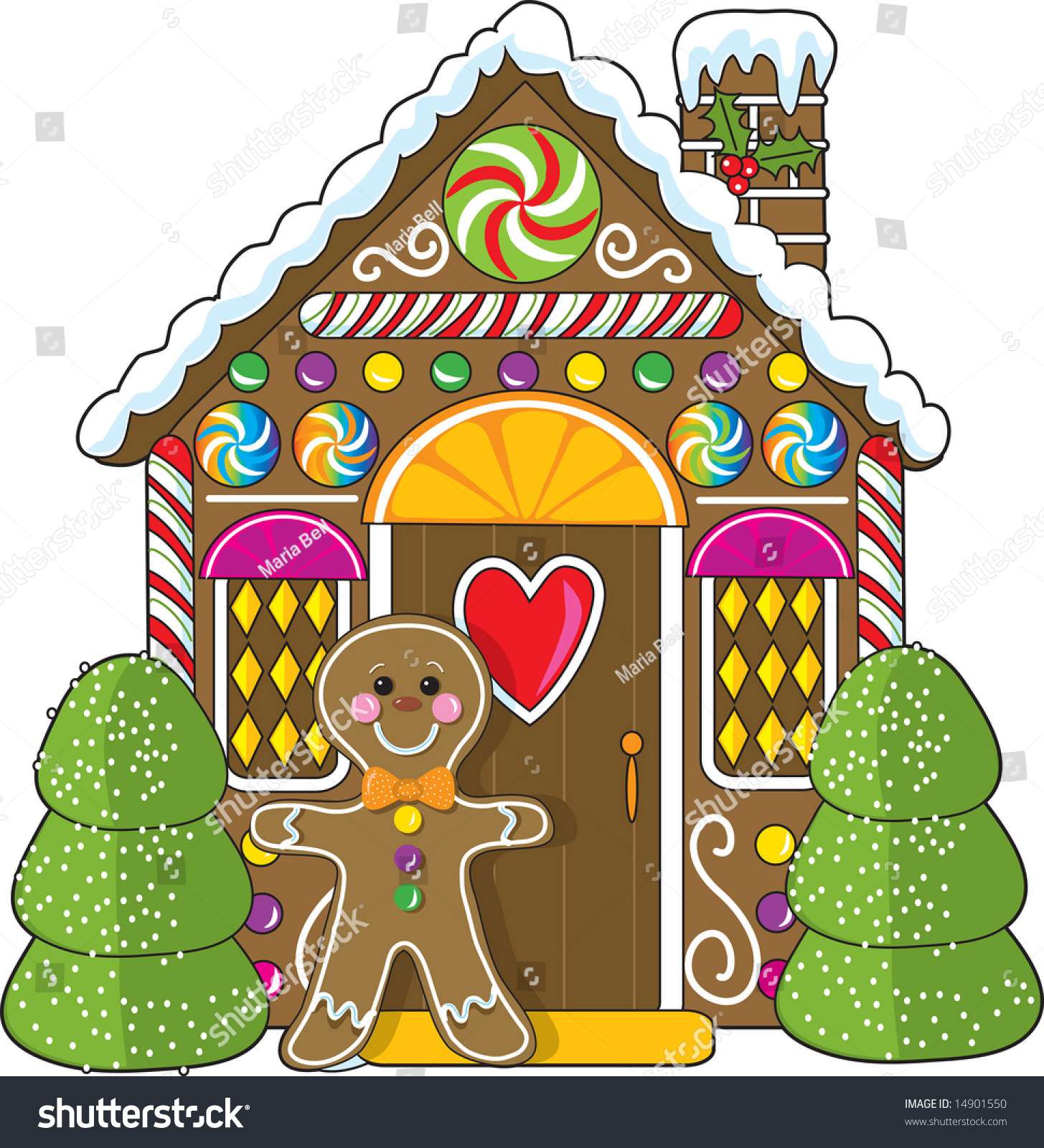 the little gingerbread man pdf