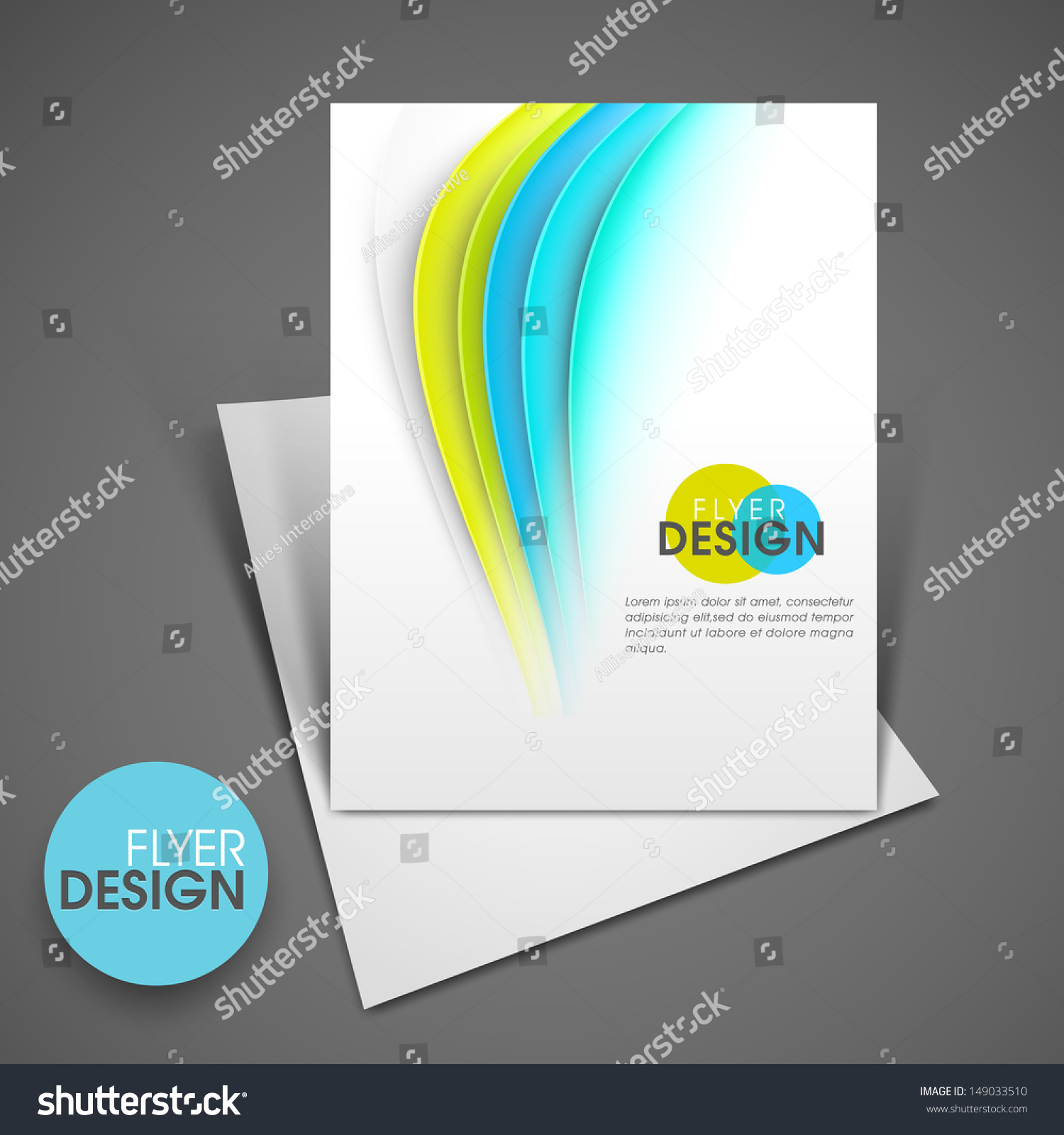 professional business flyer template corporate brochure stock professional business flyer template corporate brochure or cover design can be use for publishing