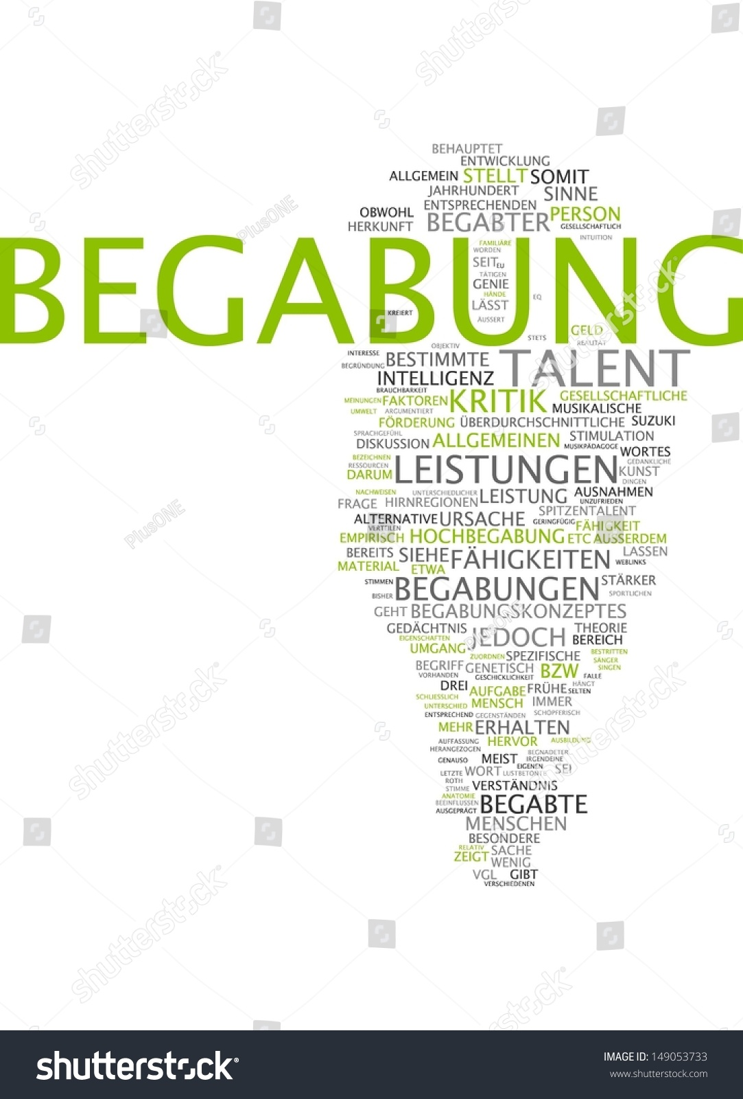 Word Cloud Talent Stock Illustration 149053733 - Shutterstock