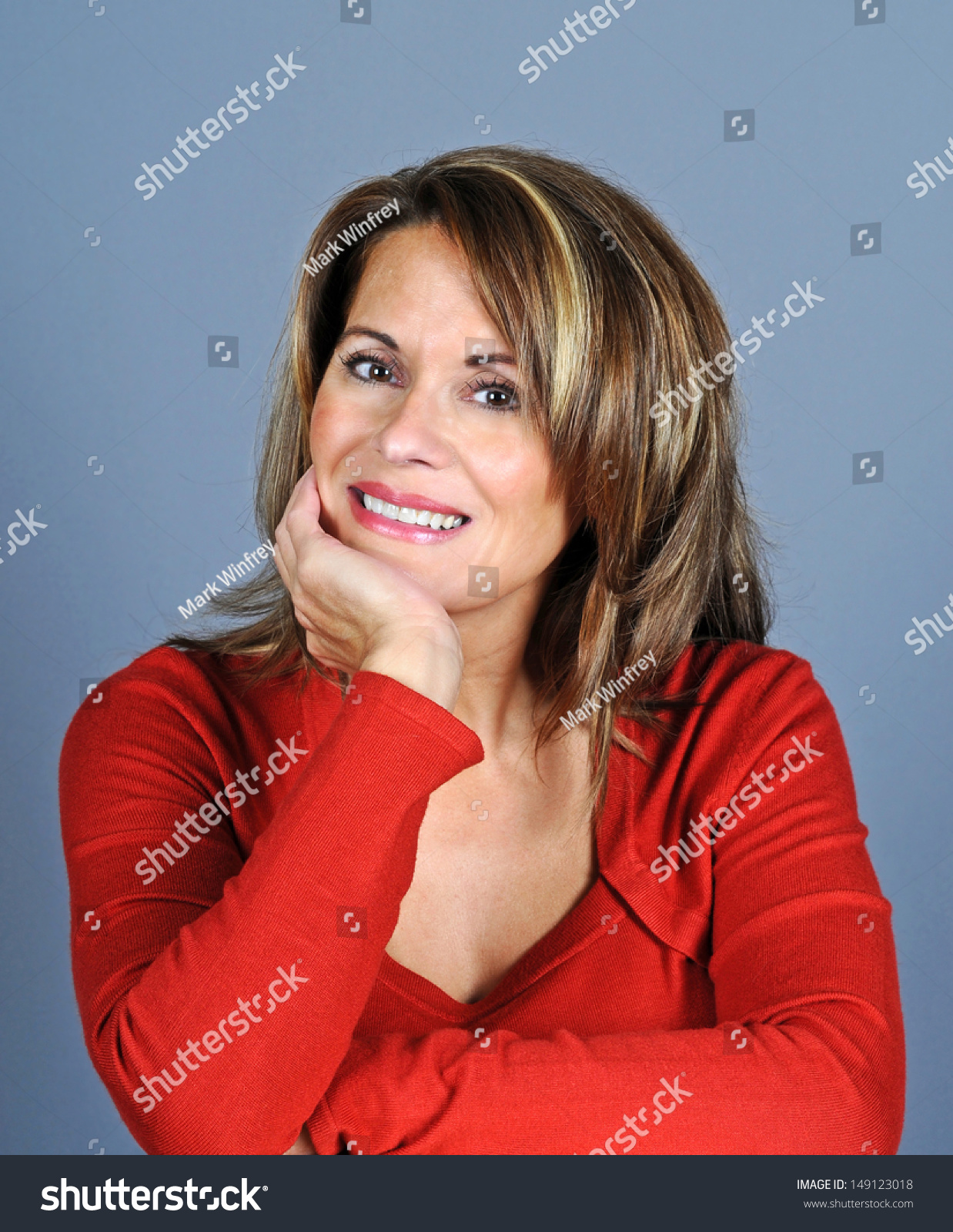 stock-photo-beautiful-mature-woman-weari
