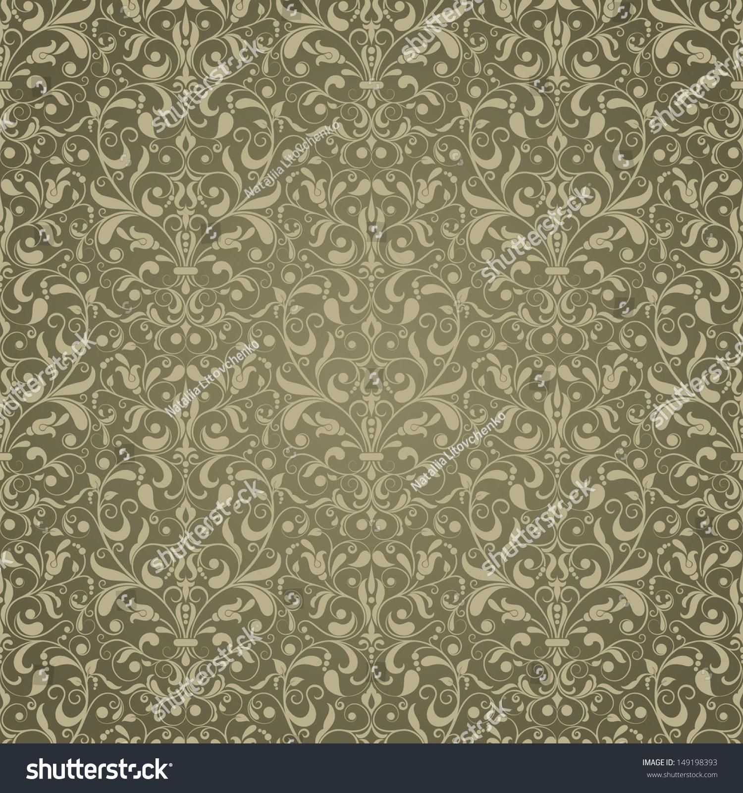 baroque print wallpaper - photo #35