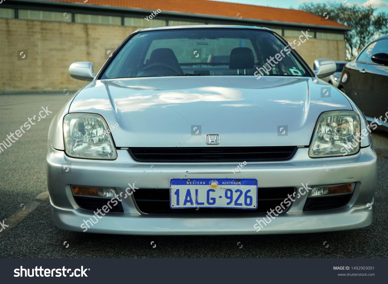 Perth Australia 82419 Old Honda Sports Stock Photo Edit Now 1492903091
