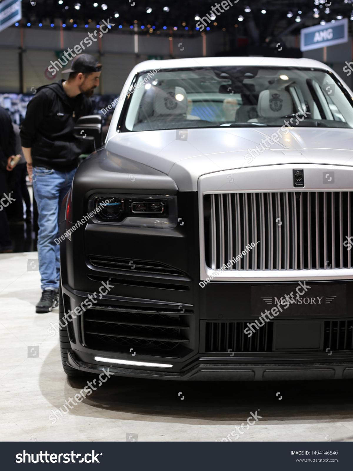 Billionaire Custom Version Rolls Royce Phantom Stock Photo Edit Now 1494146540