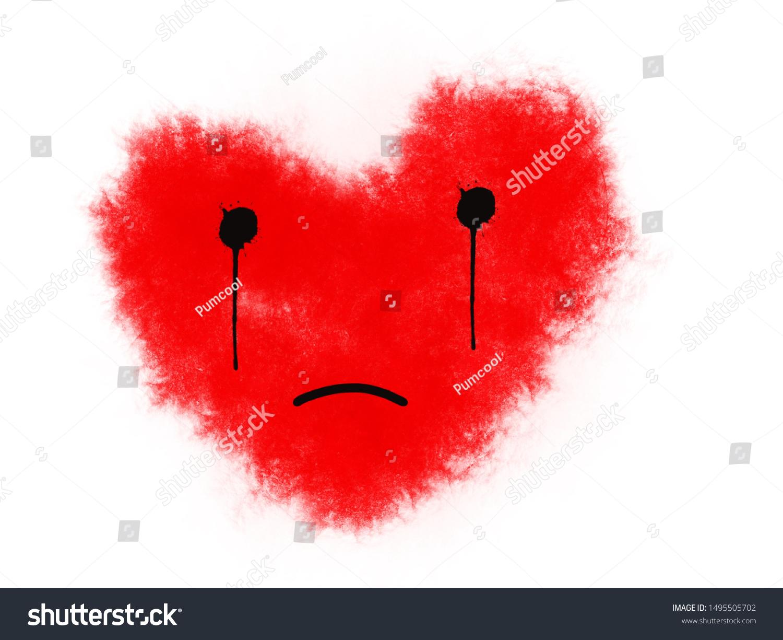 Heart sad my is My heart